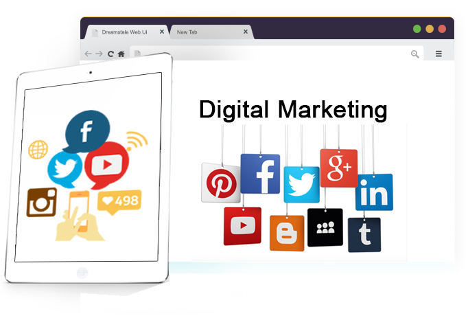 Digital Marketing Service Page Image