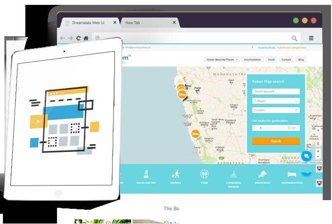 Web Design Service Page Image